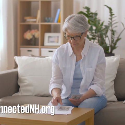 StayConnectedNH.org Commercial Cover