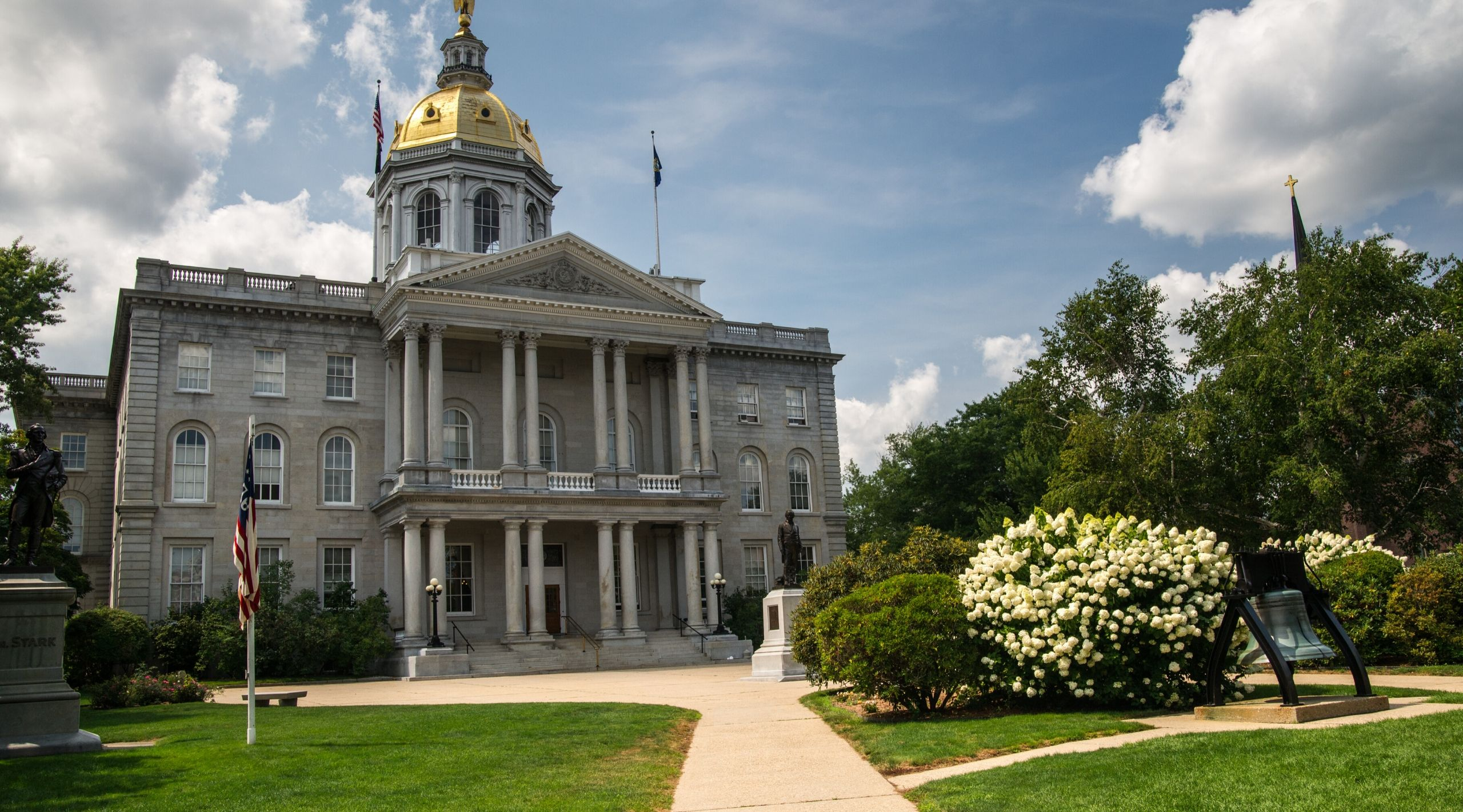 NH State Capital Press Release