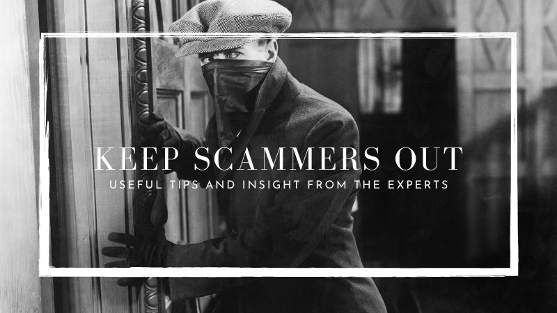 Keep Scammers Out