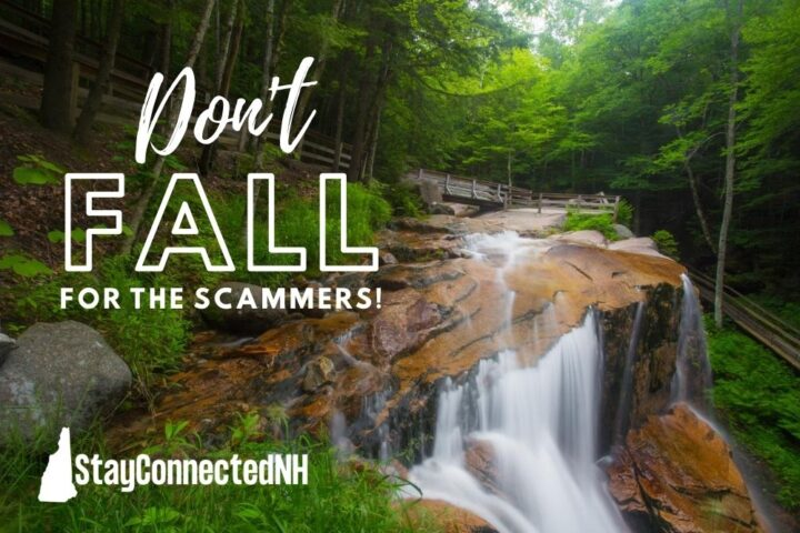 Waterfall in NH for Fraud Schemes Article