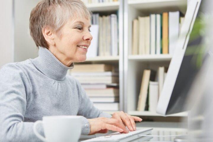 Virtual Senior Companionship