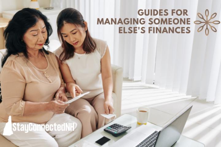 Managing Someone Else Finances